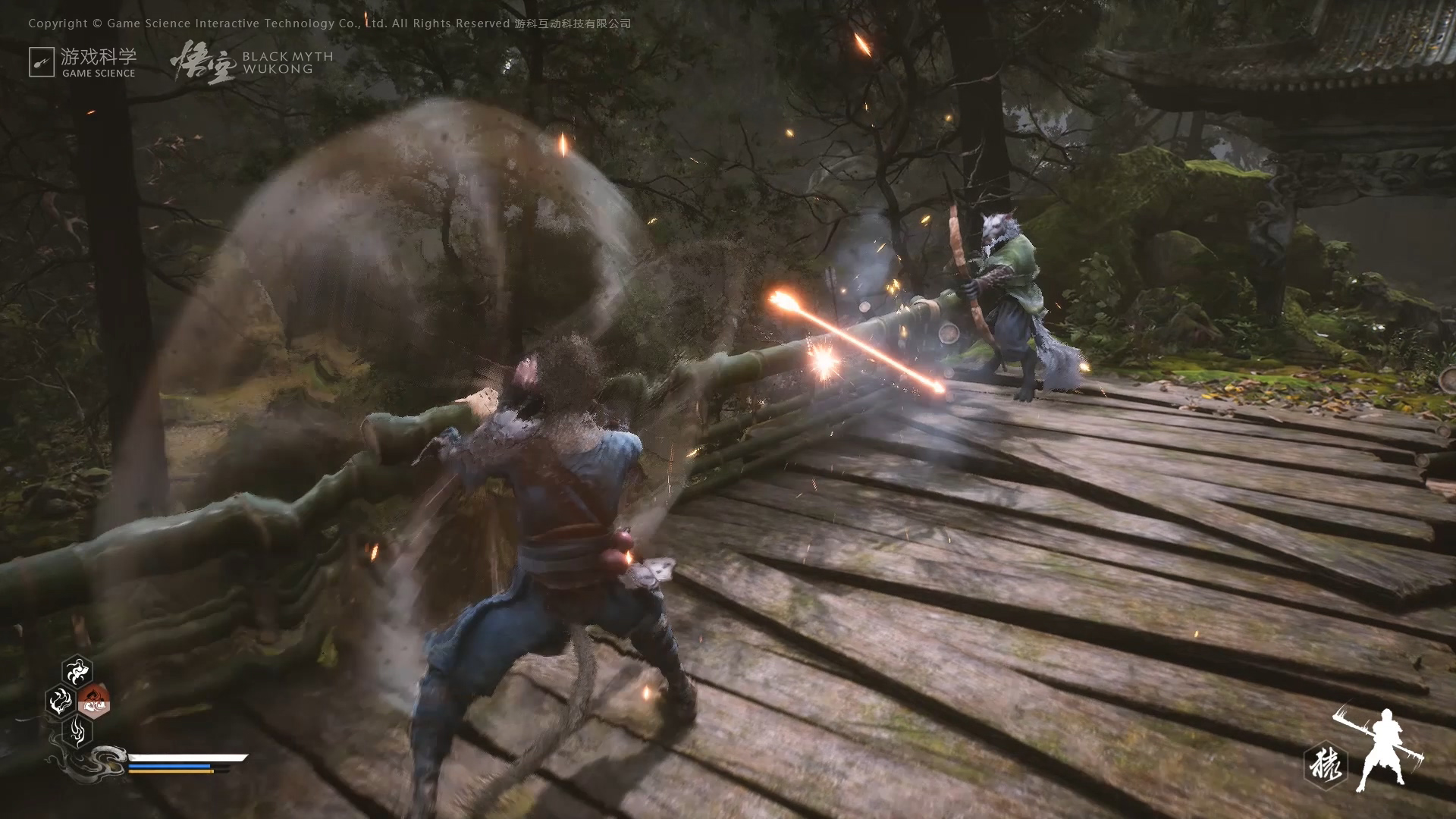 Black Myth: Wu Kong annunciato per Console e PC 3