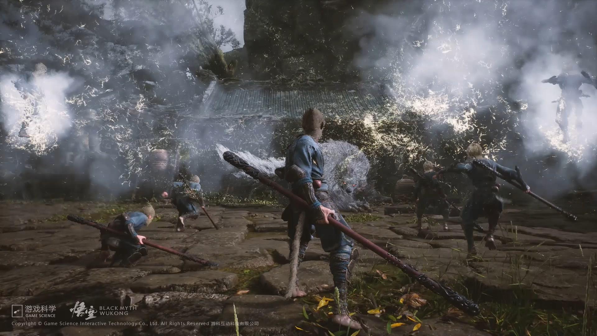 Black Myth: Wu Kong annunciato per Console e PC 5