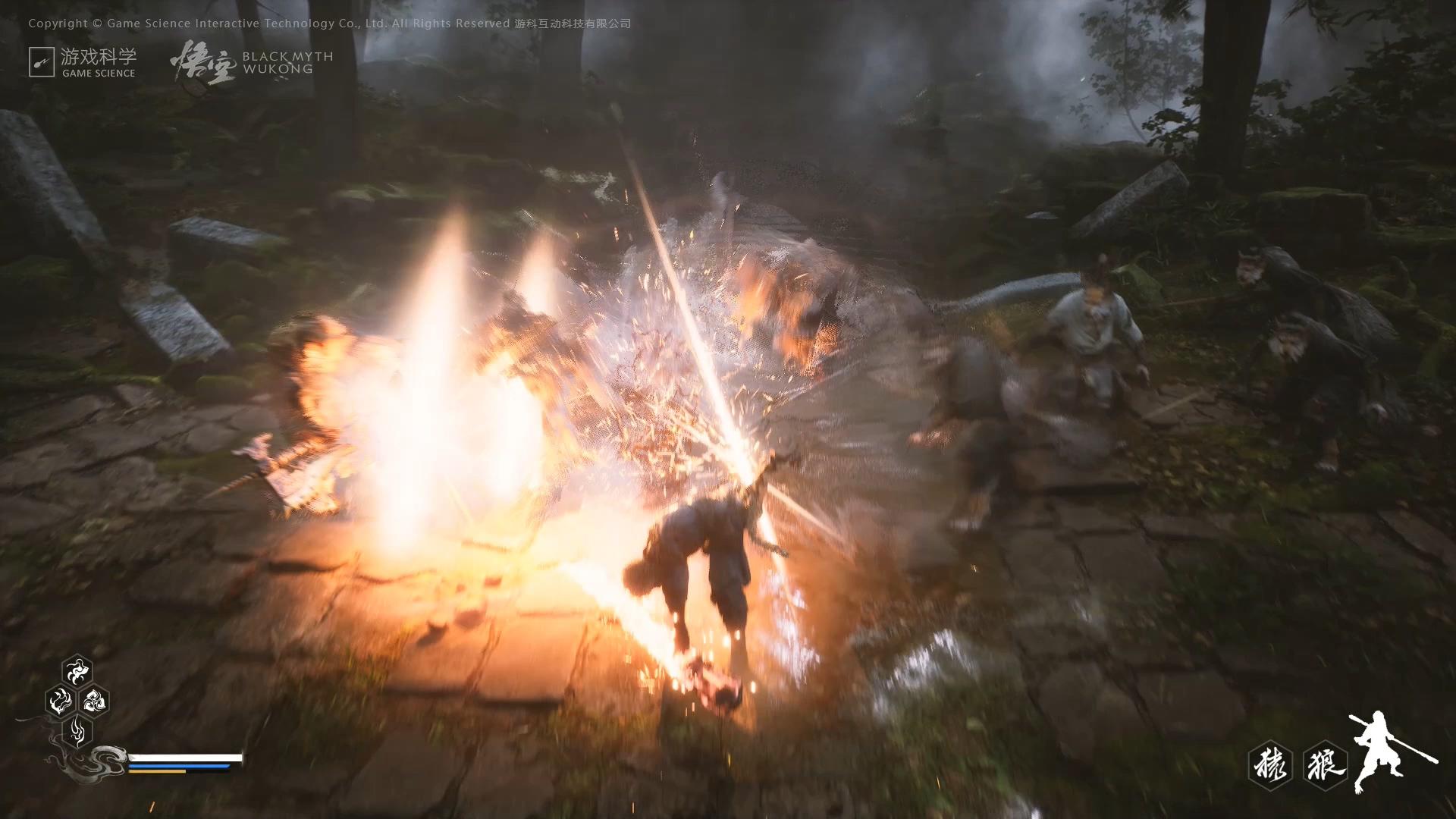 Black Myth: Wu Kong annunciato per Console e PC 6