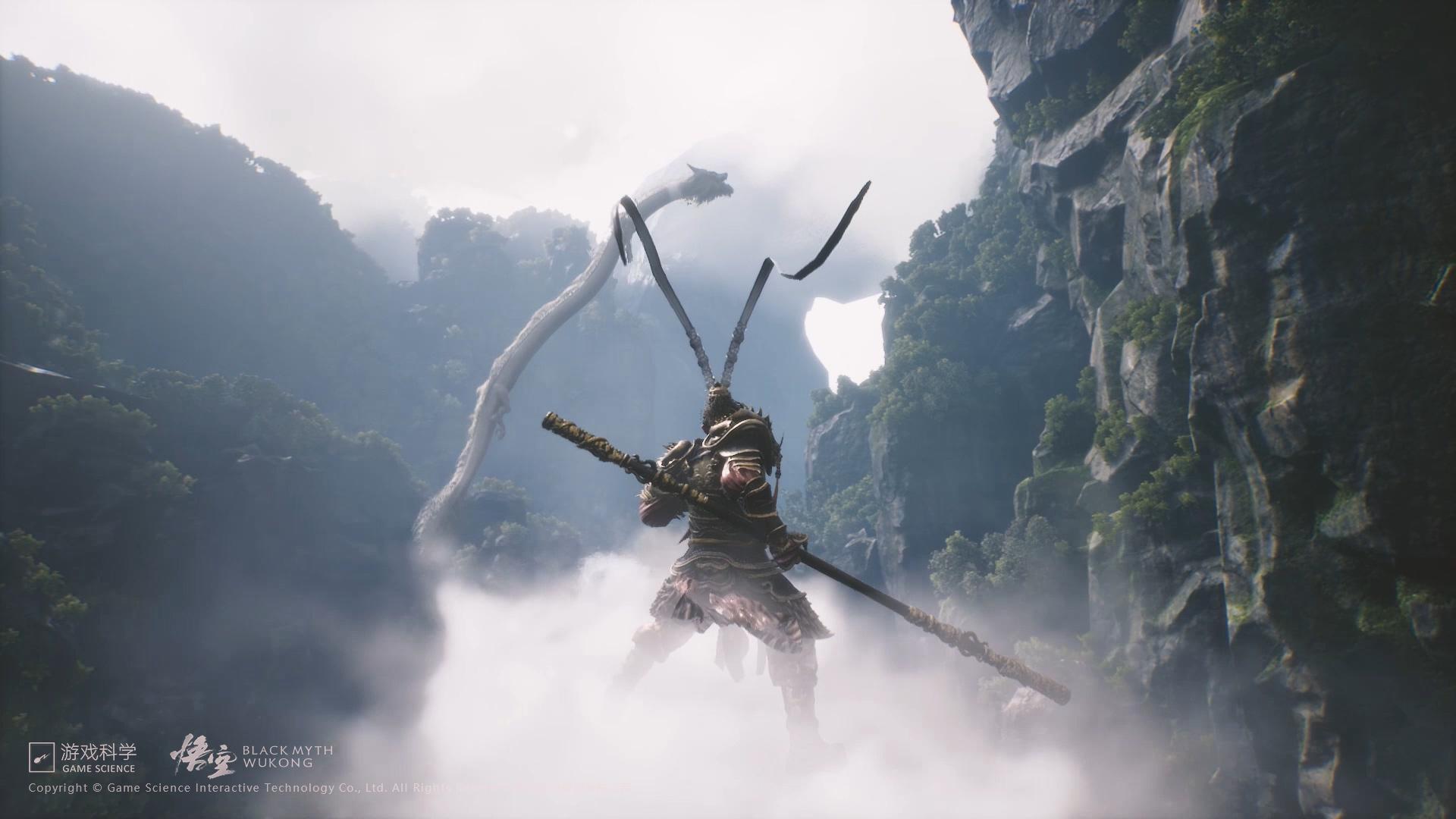 Black Myth: Wu Kong annunciato per Console e PC 9