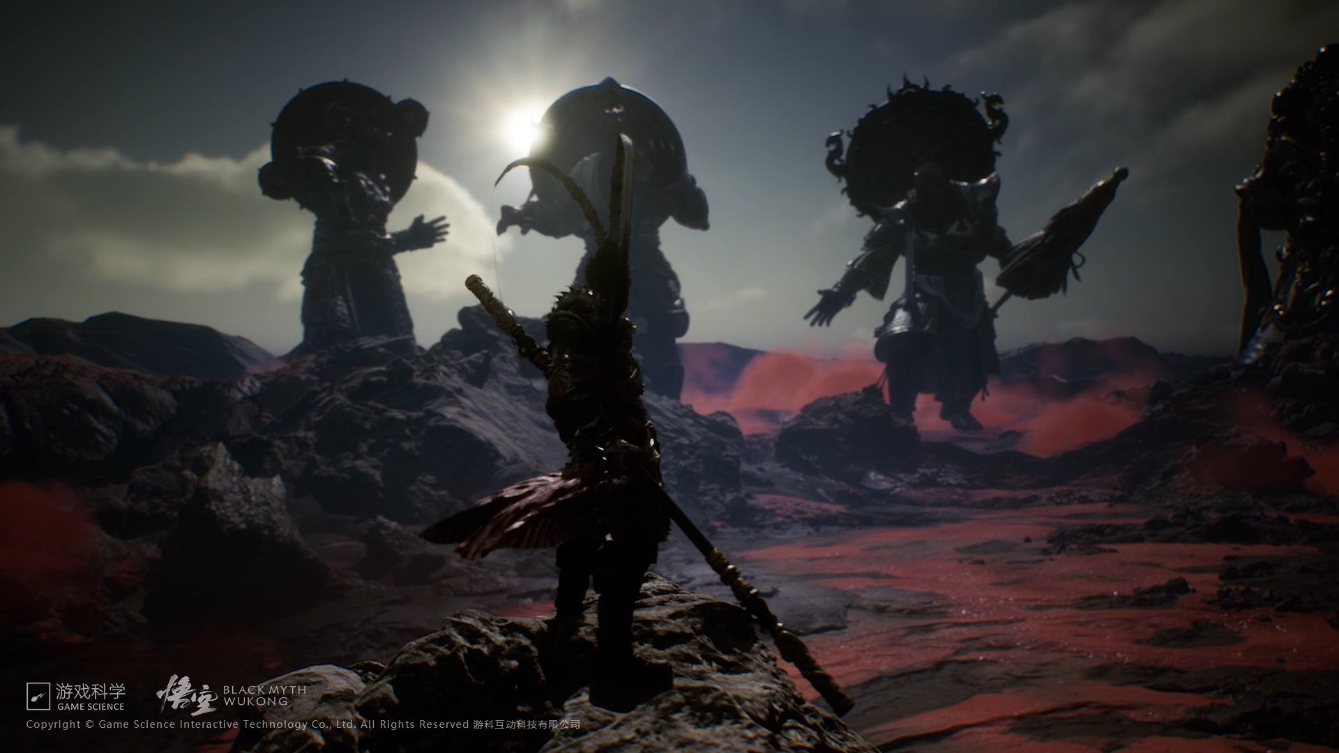 Black Myth: Wu Kong annunciato per Console e PC 10