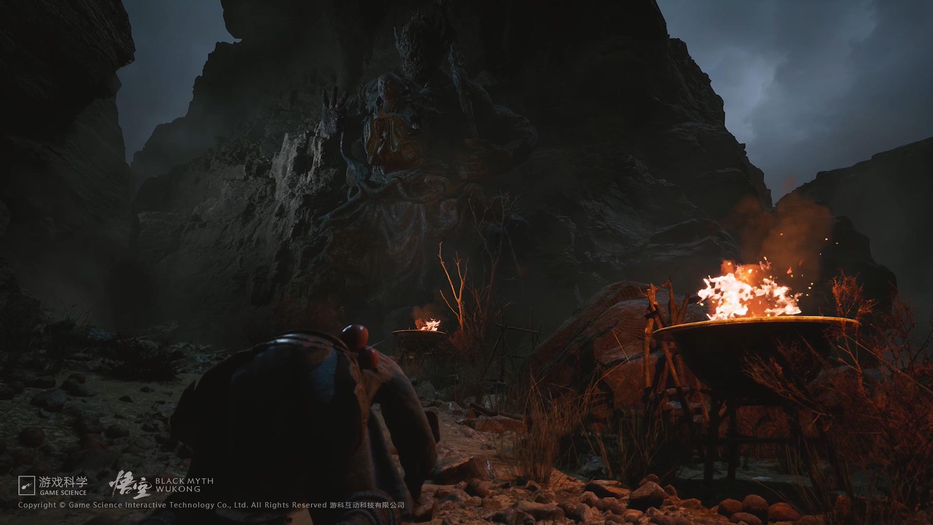 Black Myth: Wu Kong annunciato per Console e PC 11