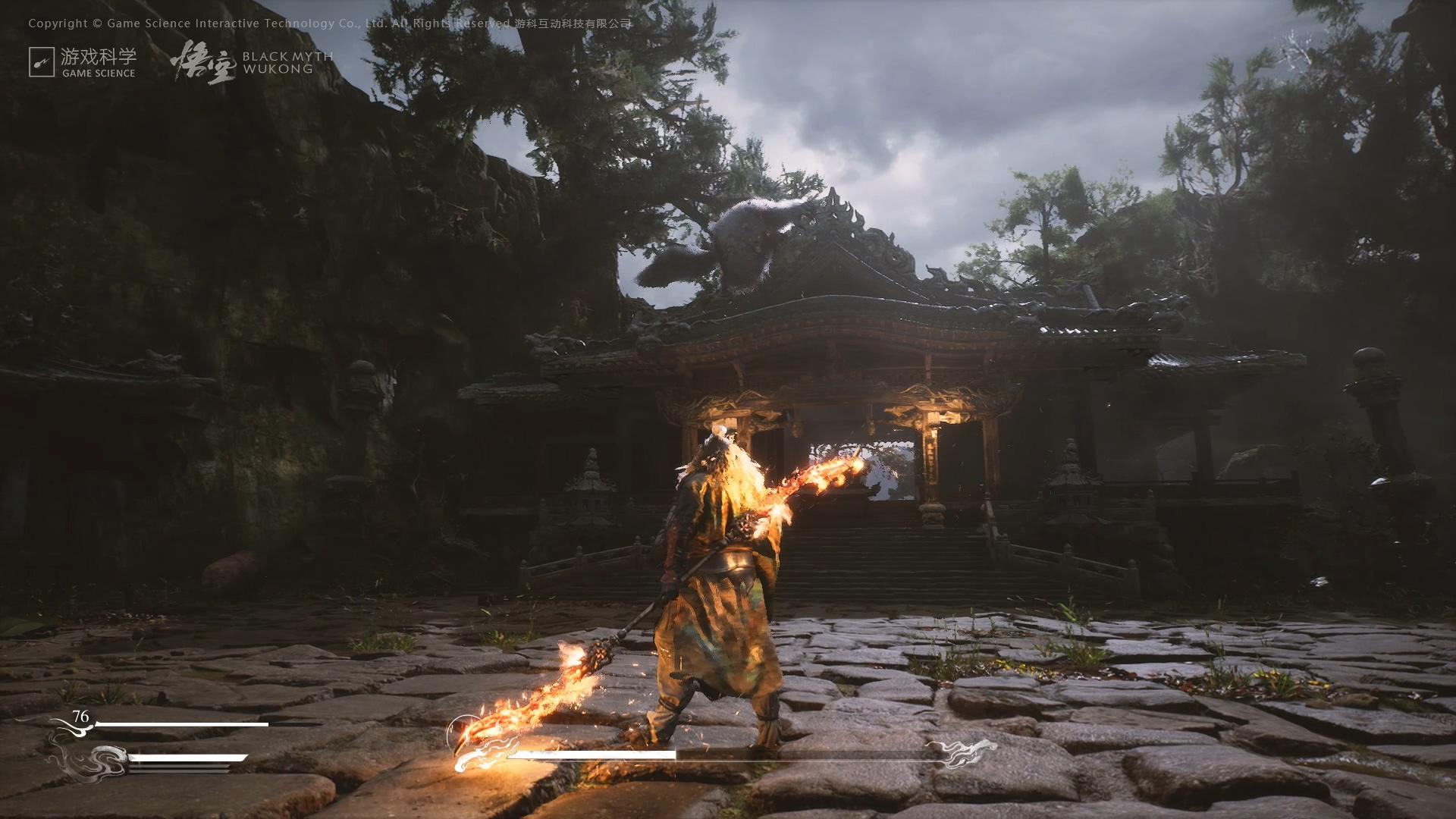 Black Myth: Wu Kong annunciato per Console e PC 13