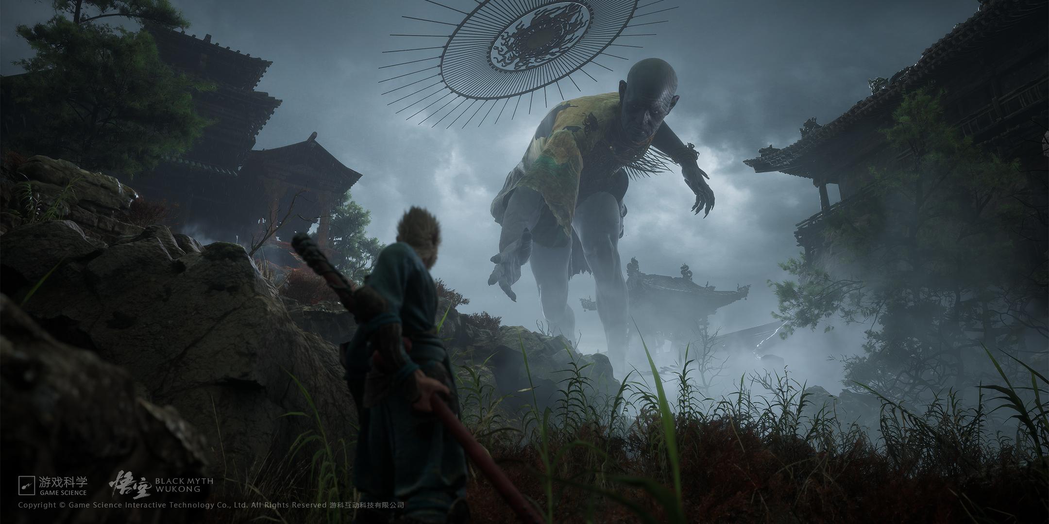 Black Myth: Wu Kong annunciato per Console e PC 14