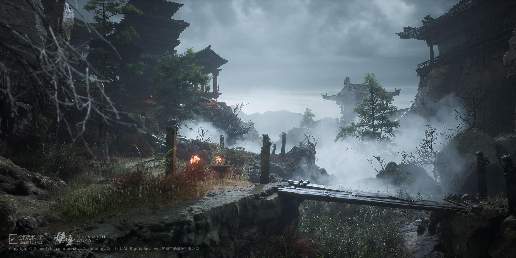 Black Myth: Wu Kong annunciato per Console e PC 15