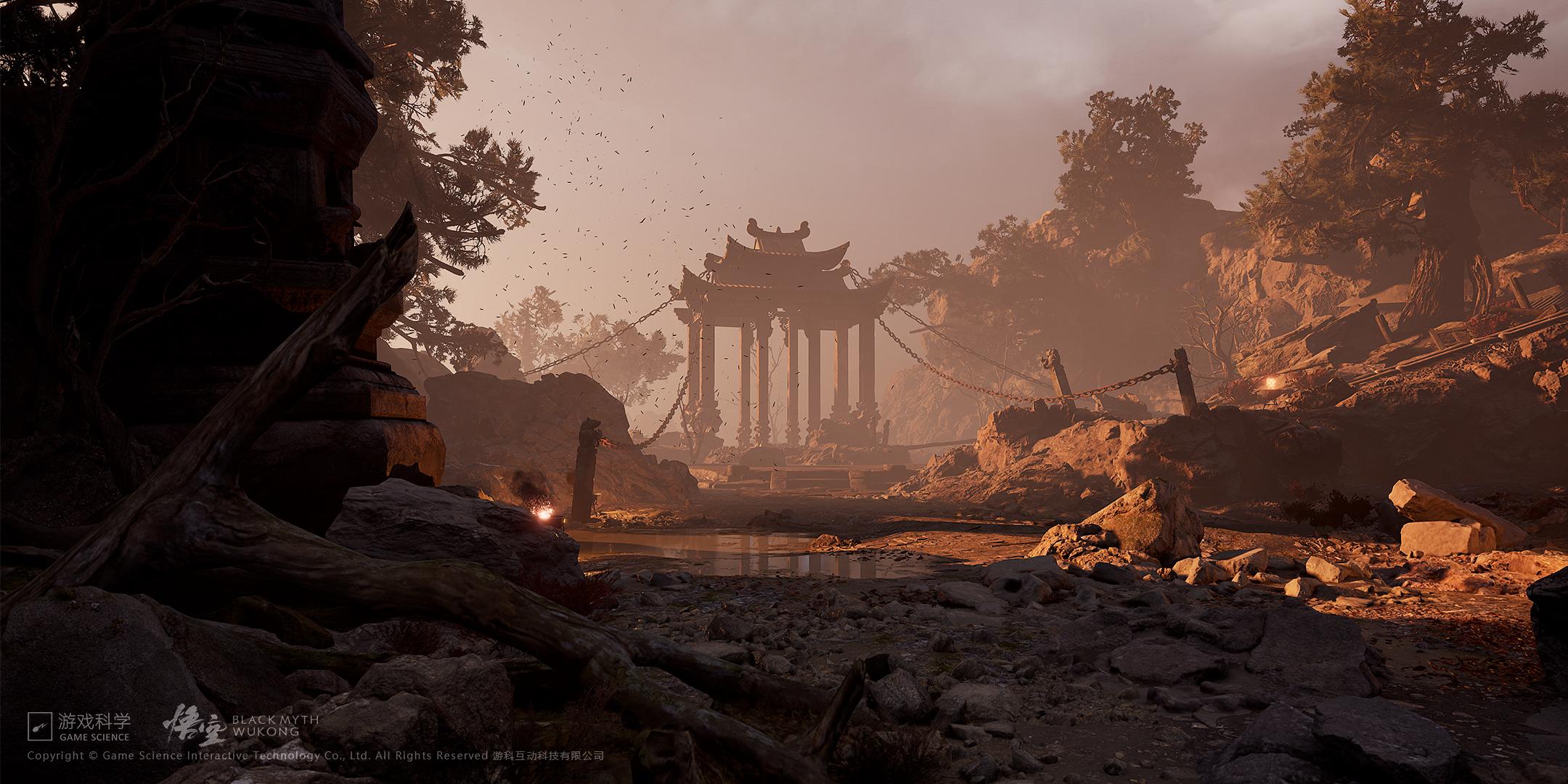 Black Myth: Wu Kong annunciato per Console e PC 17
