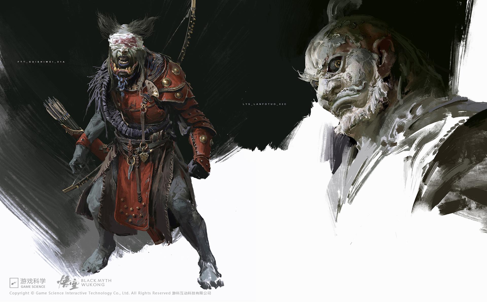 Black Myth: Wu Kong annunciato per Console e PC 24
