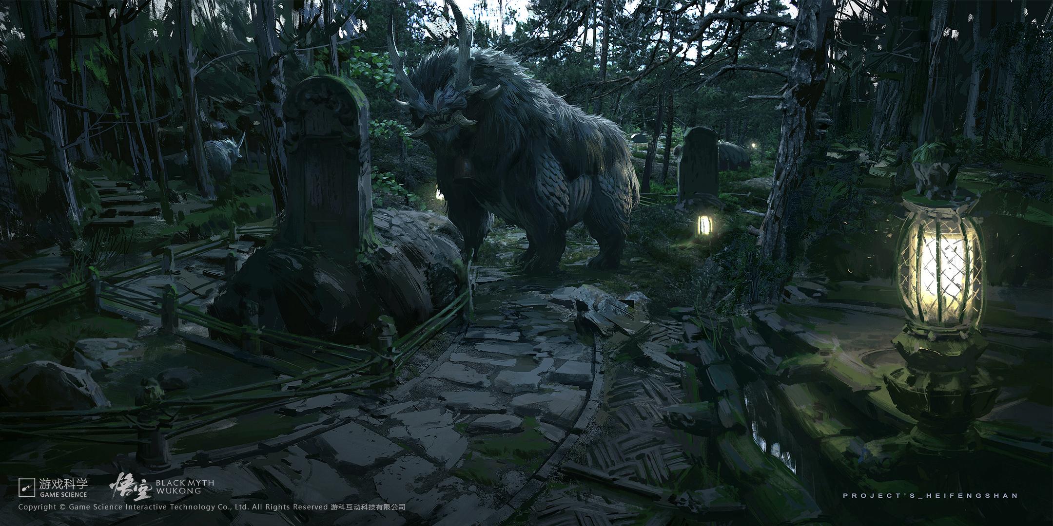 Black Myth: Wu Kong annunciato per Console e PC 27