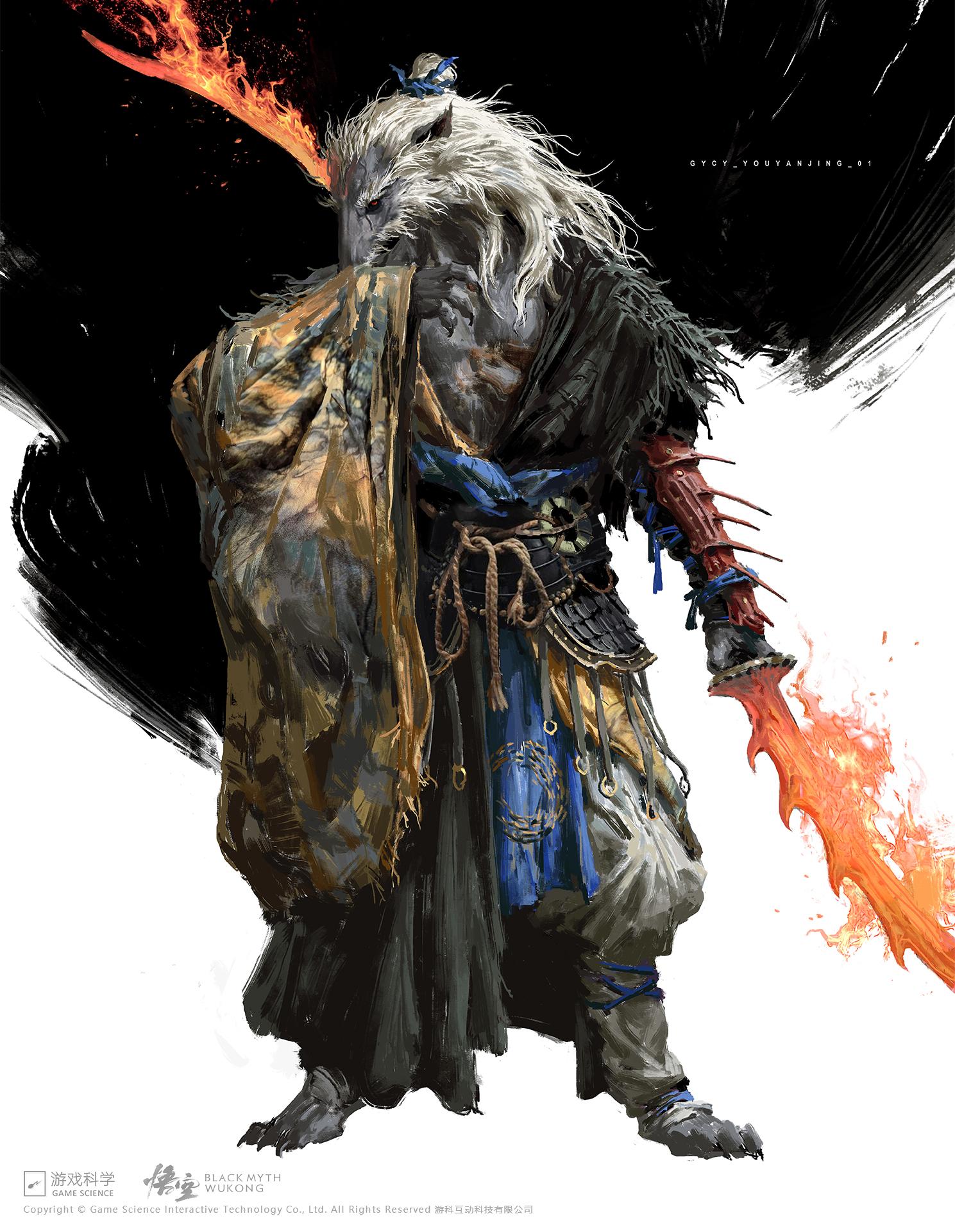 Black Myth: Wu Kong annunciato per Console e PC 29