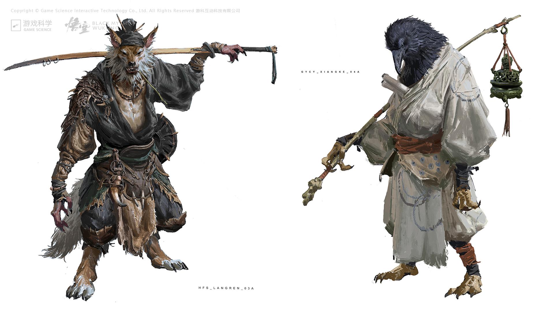 Black Myth: Wu Kong annunciato per Console e PC 34