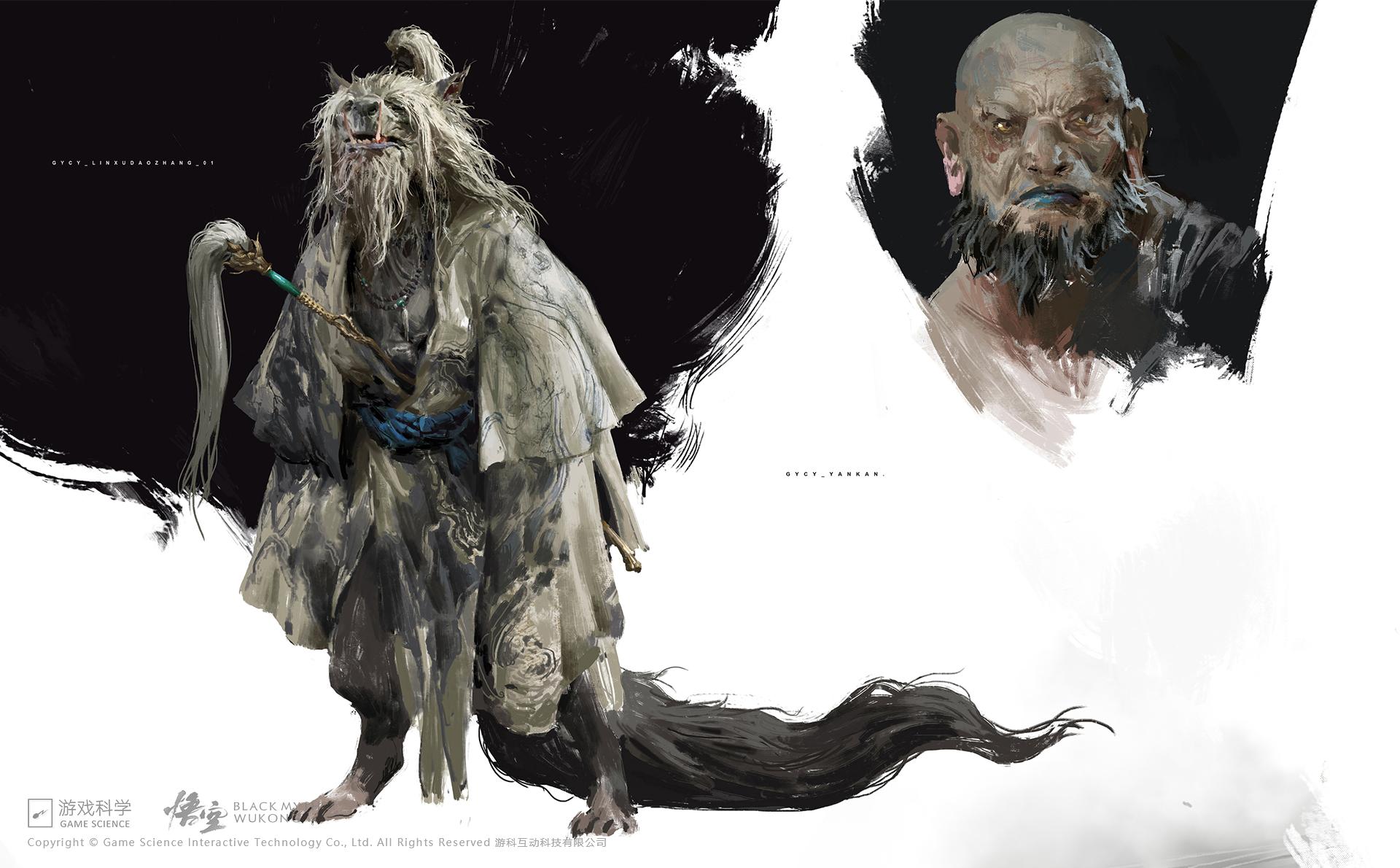 Black Myth: Wu Kong annunciato per Console e PC 35
