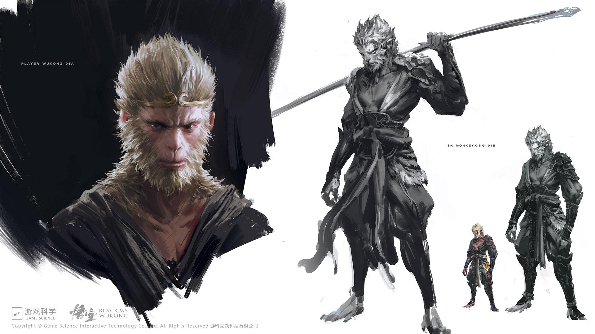 Black Myth: Wu Kong annunciato per Console e PC 37