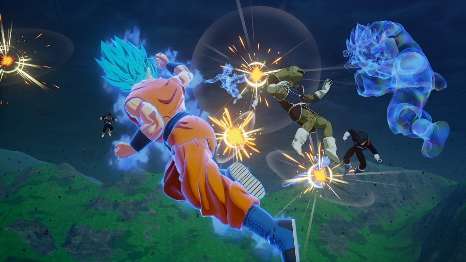 "Dragon Ball Z: Kakarot, annunciato il DLC ""A New Power Awakens - Part 2"" 6"
