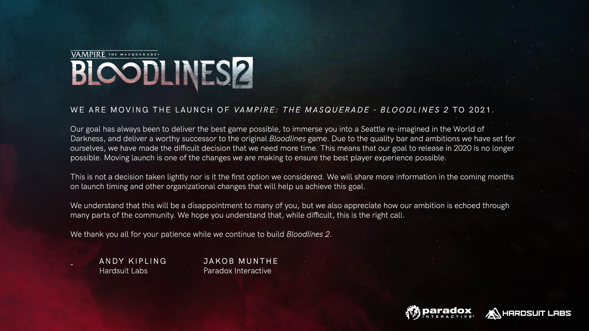 Ritardo bloodlines 2