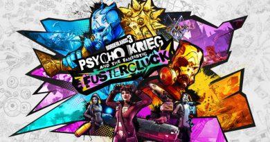 "Borderlands 3 ""Psycho Krieg and the Fantastic Fustercluck"""