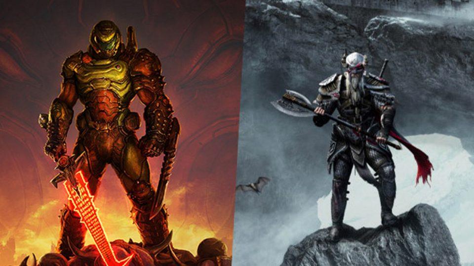 DOOM Eternal & The Elder Scrolls Online