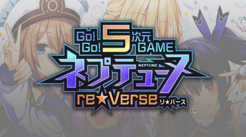 Go! Go! 5 Jigen Game Neptune: re★Verse