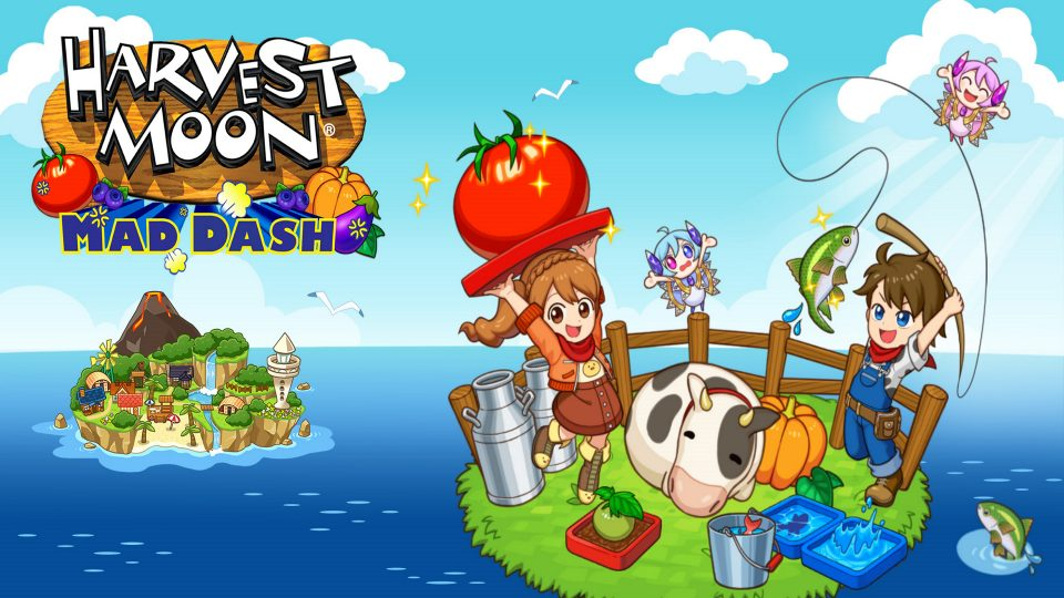 Harvest Moon: Mad Dash