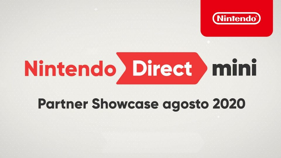 Nintendo Direct Mini: Partner Showcase Agosto 2020