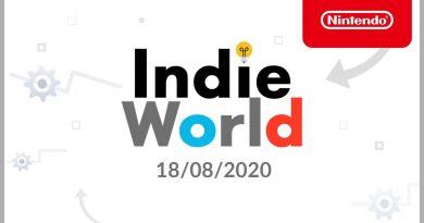 Nintendo Indie World 18/08/20