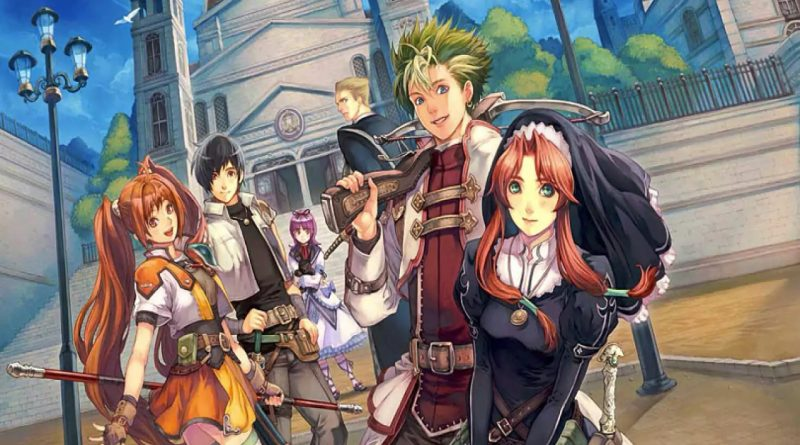 Serie Trails
