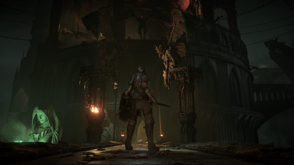 Demon's Souls Remake mostrato in un nuovo gameplay e screenshot 3