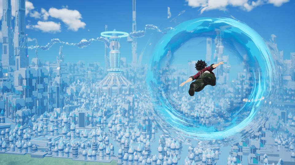 Konami annuncia un titolo console e uno mobile per Edens Zero 1