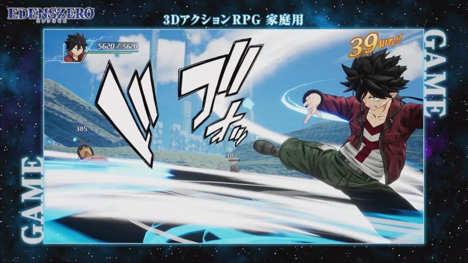Konami annuncia un titolo console e uno mobile per Edens Zero 3