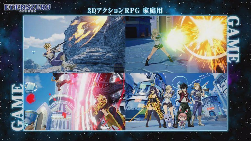 Konami annuncia un titolo console e uno mobile per Edens Zero 4