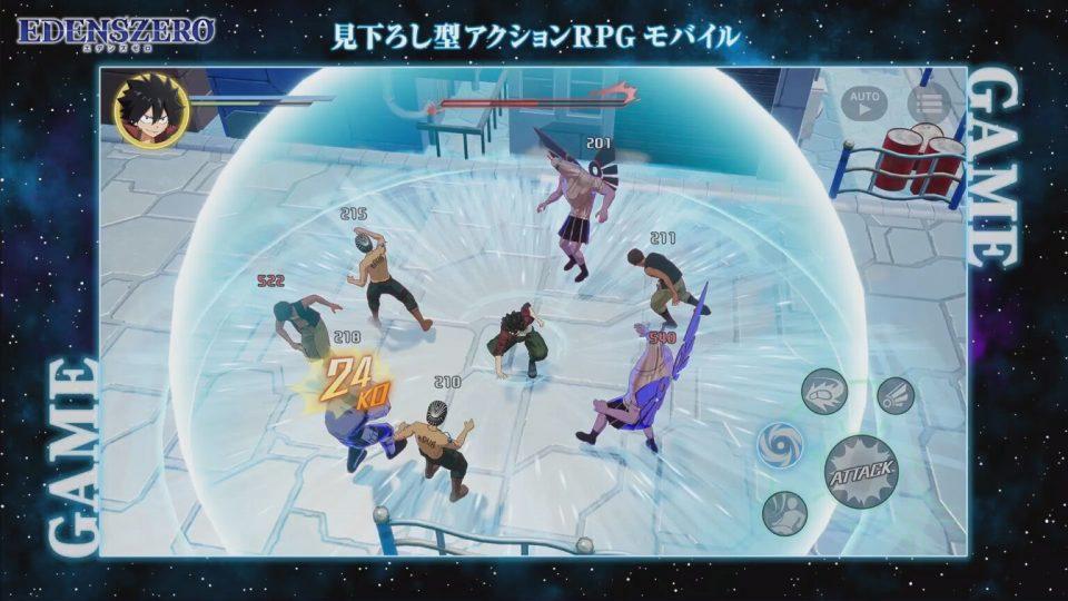 Konami annuncia un titolo console e uno mobile per Edens Zero 6