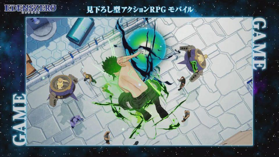 Konami annuncia un titolo console e uno mobile per Edens Zero 7