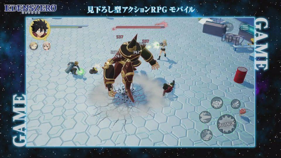 Konami annuncia un titolo console e uno mobile per Edens Zero 8