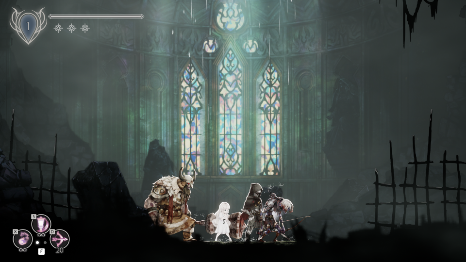Ender Lilies: Quietus of the Knights in arrivo su Console e PC 1
