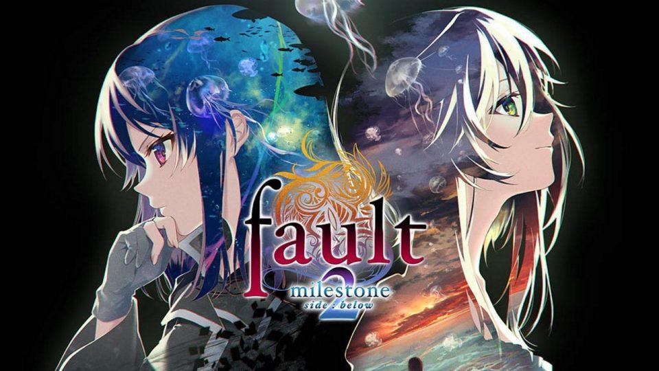 Fault – Milestone Two Side: Below