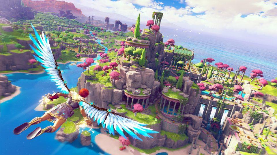 Immortals: Fenyx Rising di Ubisoft ha una data di uscita 1