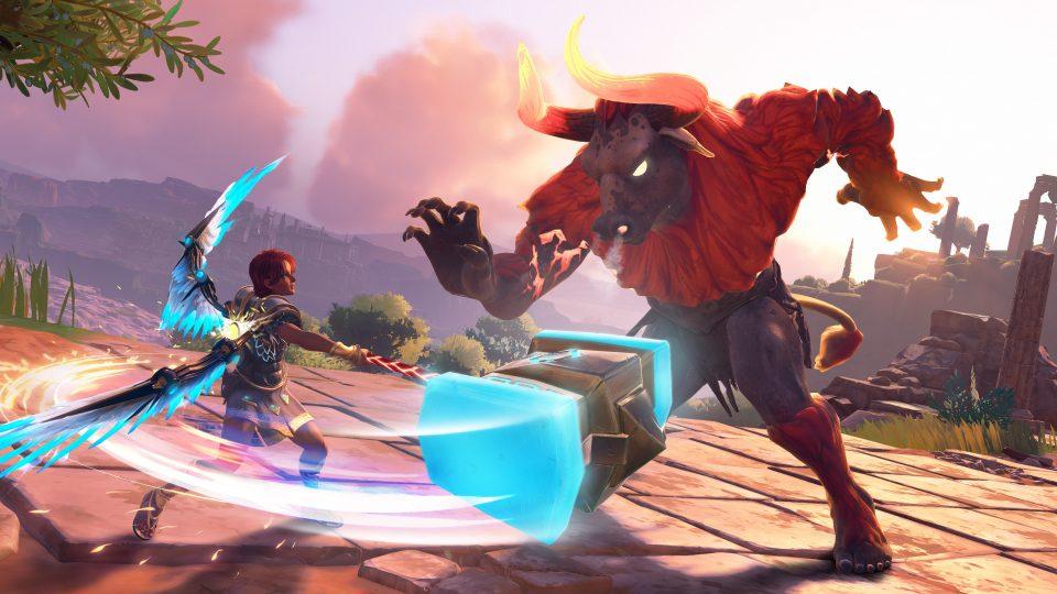Immortals: Fenyx Rising di Ubisoft ha una data di uscita 2