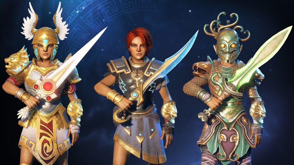Immortals: Fenyx Rising di Ubisoft ha una data di uscita 3