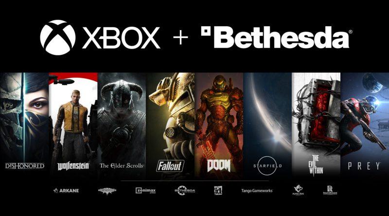 Microsoft - ZeniMax - Bethesda Softworks