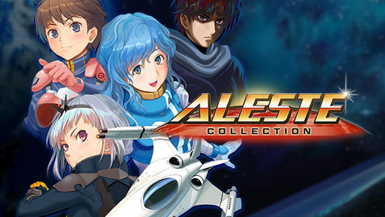 Aleste Collection annunciata per PS4 e Switch