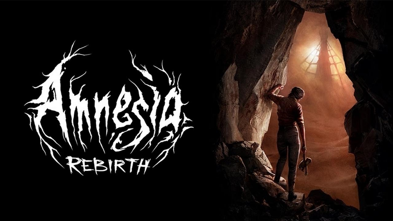 Amnesia: Rebirth in uscita il 20 Ottobre