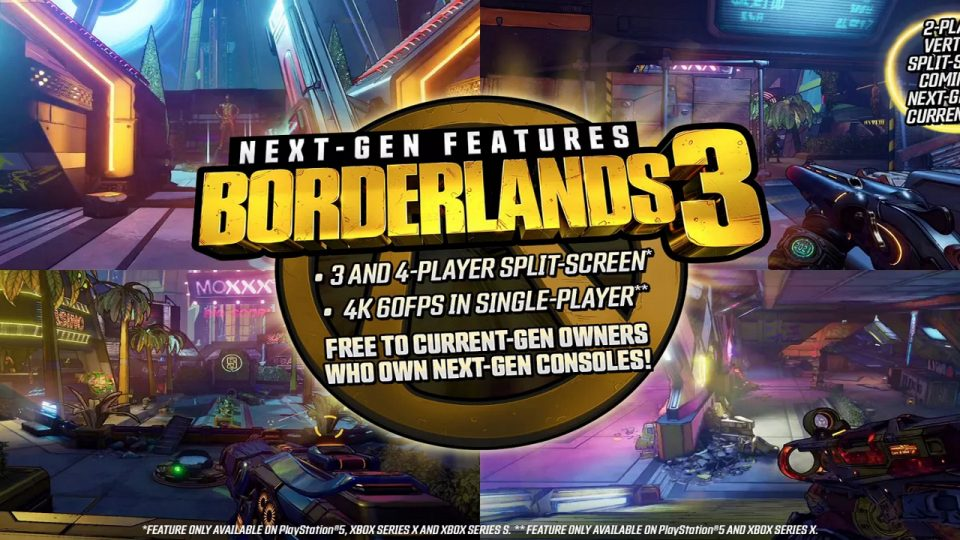 Borderlands 3 Next-Gen