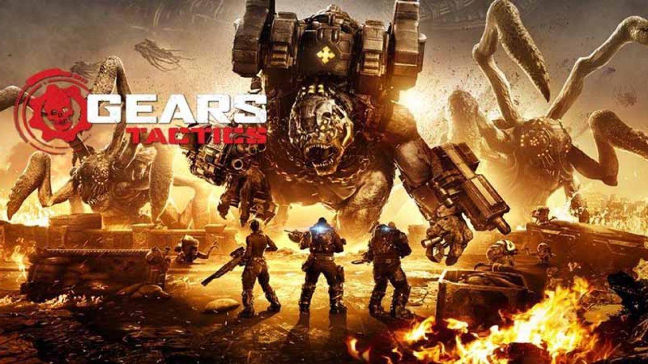Gears Tactics dal 10 Novembre su Xbox One e Xbox Series