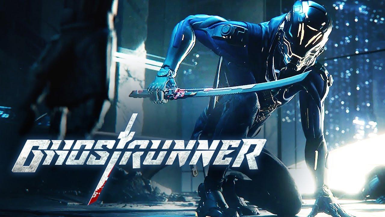 Ghostrunner in uscita il 27 Ottobre