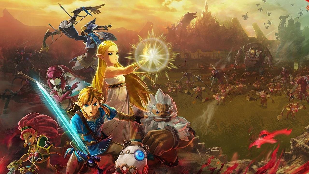 Offerte Hyrule Warriors l'Era della Calamità da 54,99€ per Nintendo SWITCH - prezzo più basso
