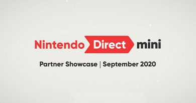 Nintendo Direct Mini: Partner Showcase Settembre 2020