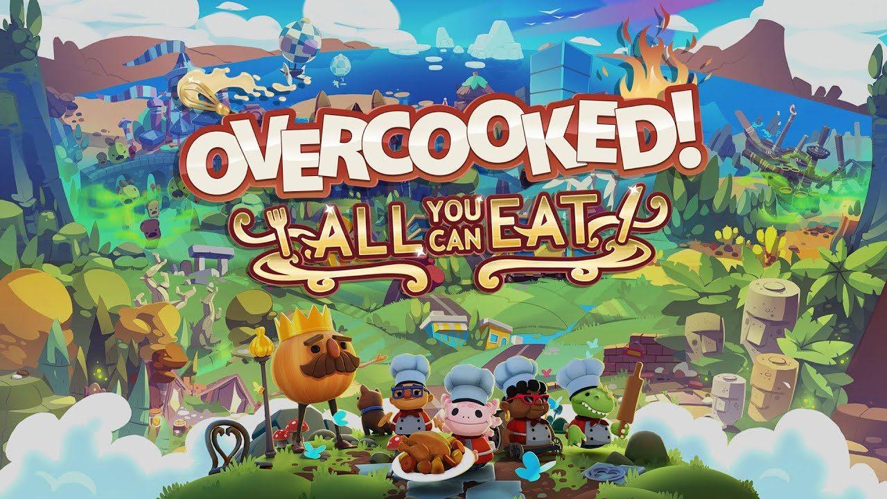 Overcooked! All You Can Eat, nuova modalità e accessibilità