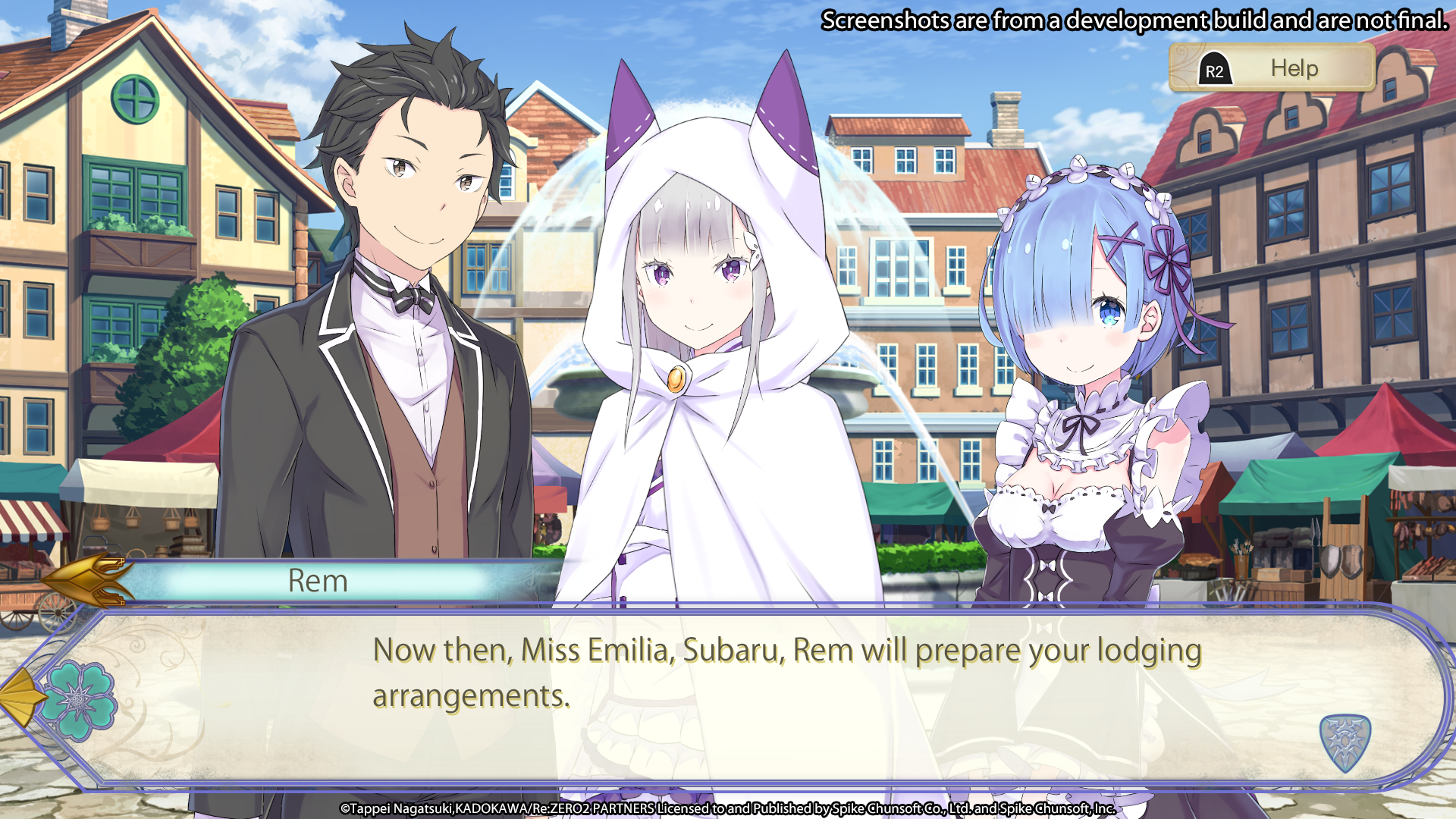 Re:ZERO – Starting Life in Another World: The Prophecy of the ThroneRe:ZERO – Starting Life in Another World: The Prophecy of the Throne