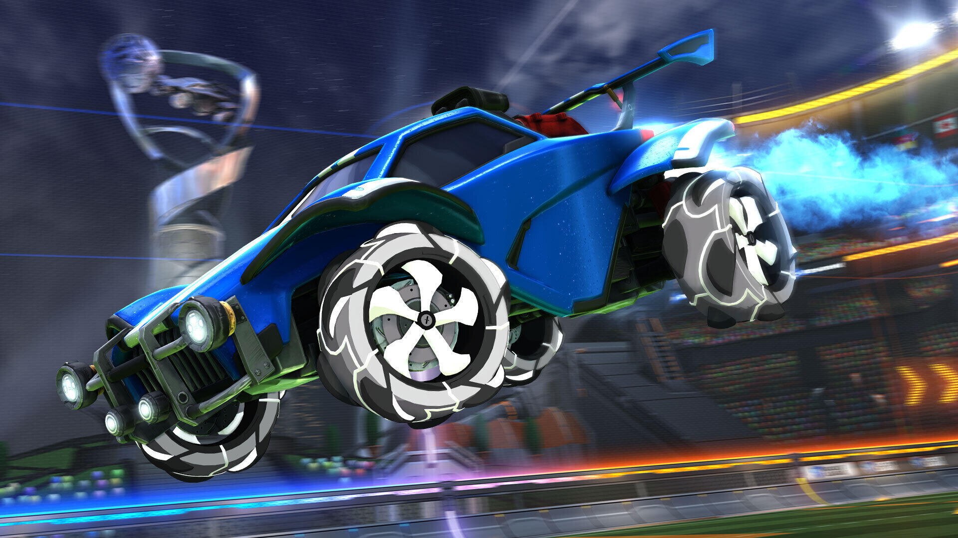 Rocket League free-to-play in arrivo il 23 Settembre