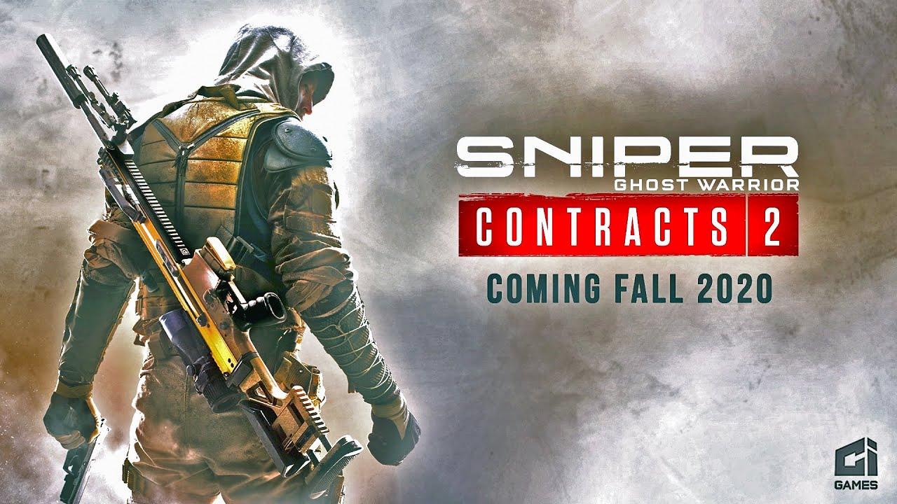 Sniper Ghost Warrior Contracts 2, ecco il teaser trailer