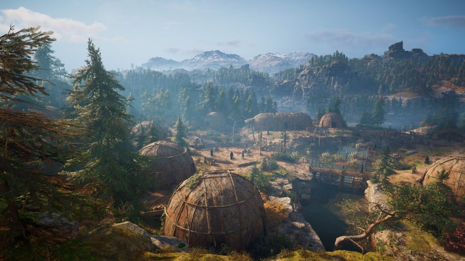 Assassin's Creed Valhalla, nuovi trailer, gameplay e screenshot 1